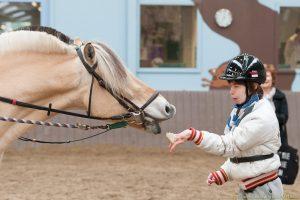 prinses maxima manege paard een klontje